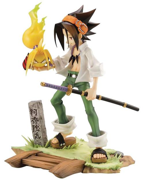 Shaman King ArtFX-J Yoh Asakura Collectible PVC Figure