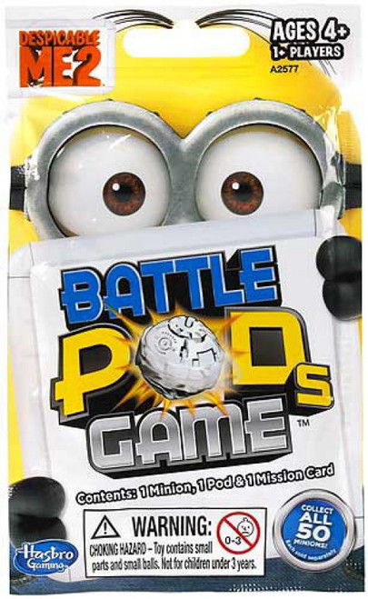 Despicable Me 2 Battle Pods Mystery Pack