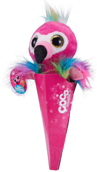 Coco Cones Summer Plush [Flamingo]