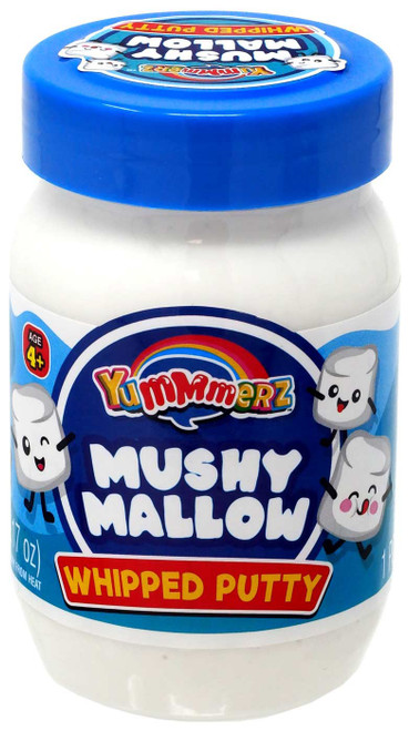 Yummmerz Mushy Mallow Whipped Putty