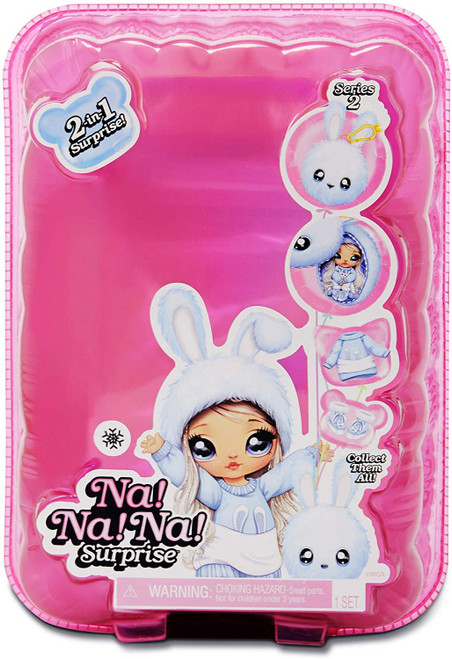 Na! Na! Na! Surprise Series 2 Mystery Pack [1 RANDOM Fashion Doll & Plush Pom Purse]