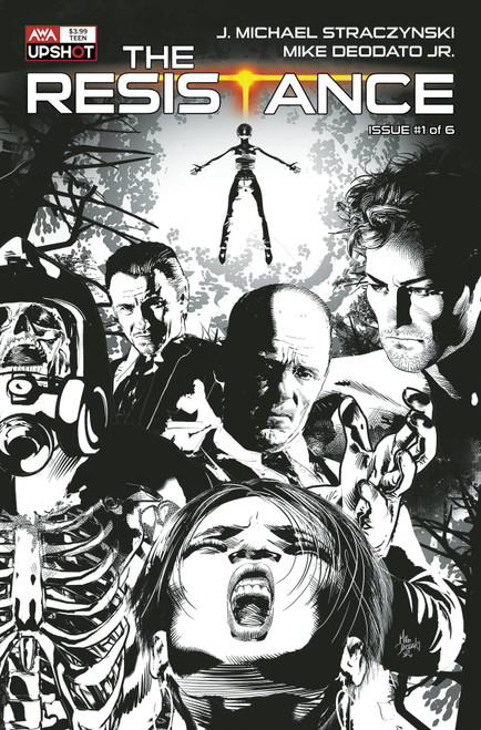 Artists Writers & Artisans Inc. Resistance #1 Comic Book [Mike Deodato Jr. Variant Cover]