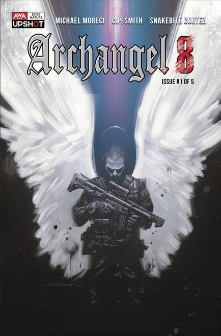 Artists Writers & Artisans Inc. Archangel 8 #1 Comic Book