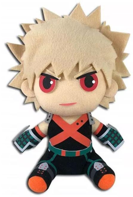 My Hero Academia Bakugo 7-Inch Plush [Hero Costume Sitting]