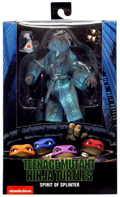 NECA Teenage Mutant Ninja Turtles Spirit of Splinter Exclusive Action Figure [1990 Movie]