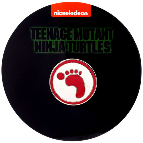 NECA Teenage Mutant Ninja Turtles Foot Clan Exclusive 1-Inch Pin