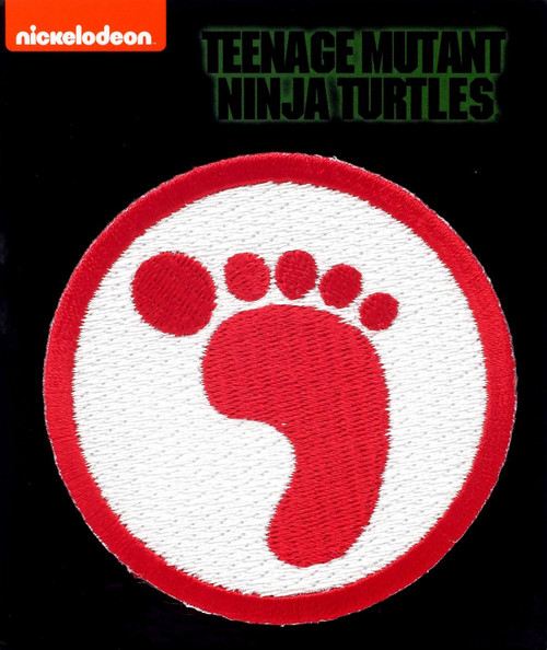 NECA Teenage Mutant Ninja Turtles Foot Clan Exclusive 2.5-Inch Patch