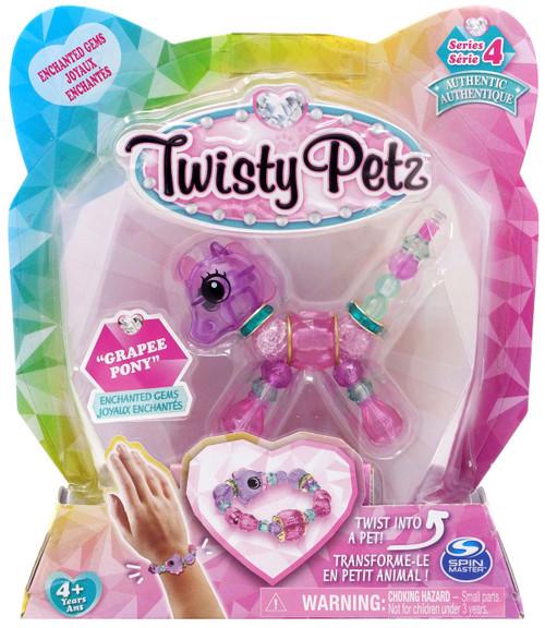 Twisty Petz Series 4 Grapee Pony Bracelet