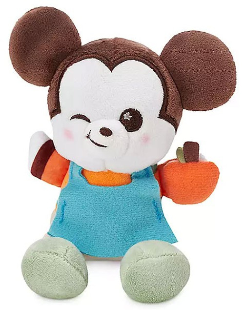 Disney Wishables Epcot International Flower & Garden Festival 2020 Mickey Mouse Exclusive 5-Inch Micro Plush