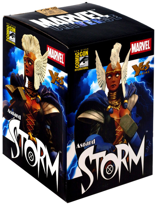 Marvel Asgard Storm Exclusive 6-Inch Bust
