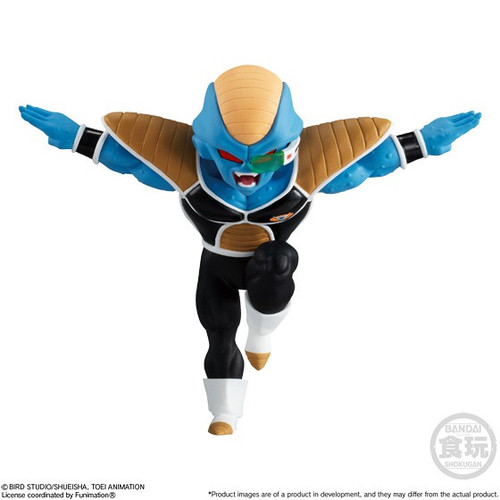 Dragon Ball Super Adverge Motion Wave 2 Burter 2-Inch Mini Figure