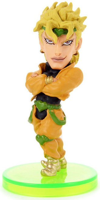 Jojo's Bizarre Adventure WCF World Collectable Figure Vol. 7 Dio 2.8-Inch PVC Mini Figure