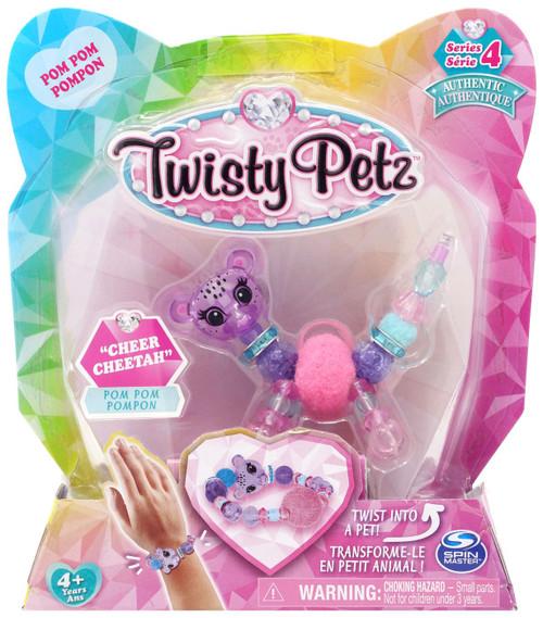 Twisty Petz Series 4 Cheer Cheetah Bracelet