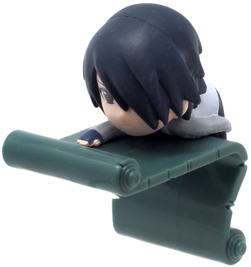 Boruto: Naruto Next Generation Capsule Ramen Stopper Sasuke PVC Figure
