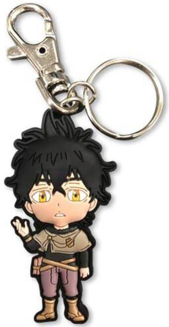 Black Clover Yuno 2-Inch PVC Keychain