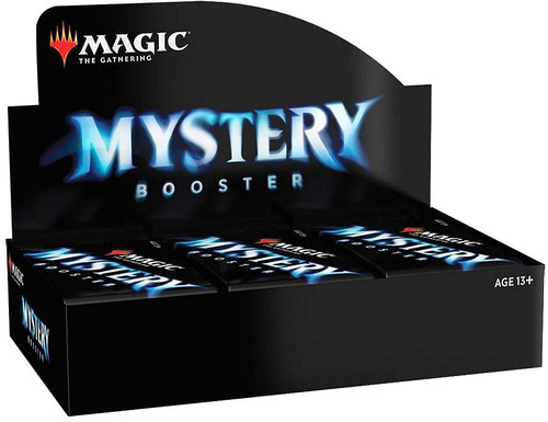 MtG Trading Card Game Mystery Booster Box [24 Packs]
