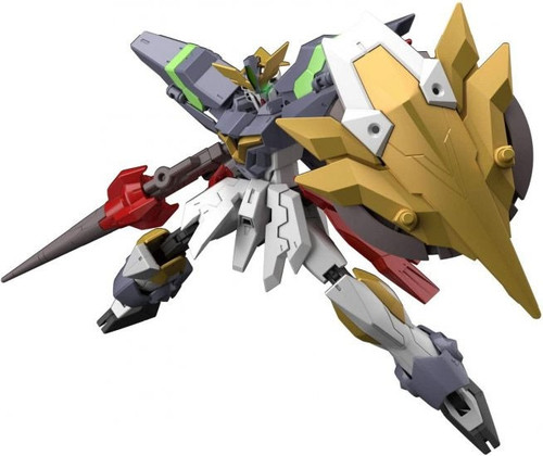 Gundam Build Divers High Grade Gundam Aegis Knight Model Kit #33