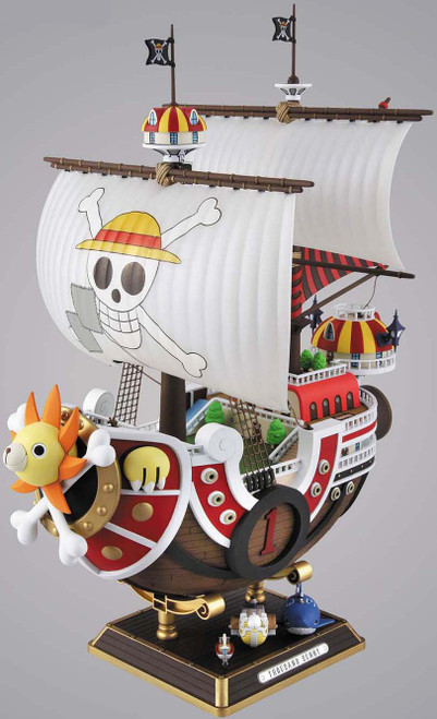 One Piece Sailing Ship Collection Thousand Sunny 9.5-Inch Model Ship [Land of Wano Version] (Pre-Order ships November)