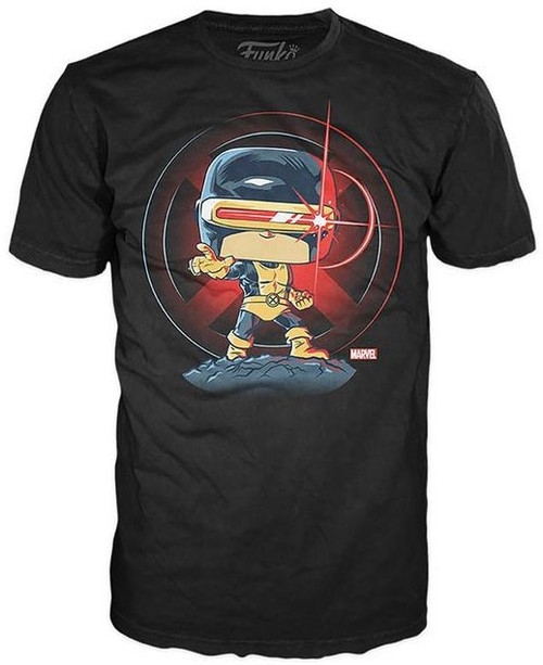 Funko Marvel Cyclops Exclusive T-Shirt [Small]