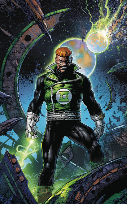 DC Green Lantern #1 80th Anniversary 100 Page Spectacular Comic Book [David Finch 1980's Variant Cover]