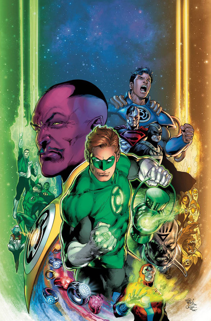 DC Green Lantern #1 80th Anniversary 100 Page Spectacular Comic Book [2000's Variant Cover]