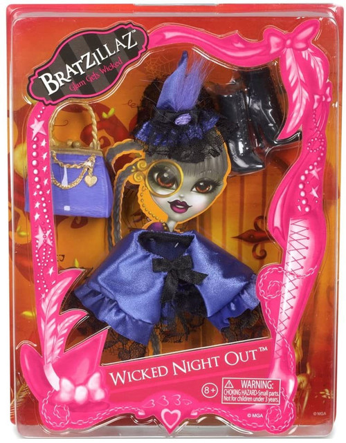 Bratzillaz Wicked Night Out 10-Inch Doll Accessory