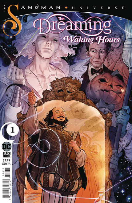 DC Dreaming Waking Hours #1 The Sandman Universe Comic Book