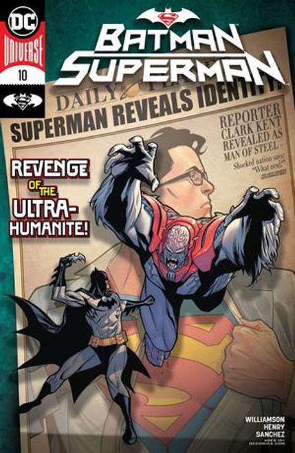 DC Batman Superman #10 Comic Book