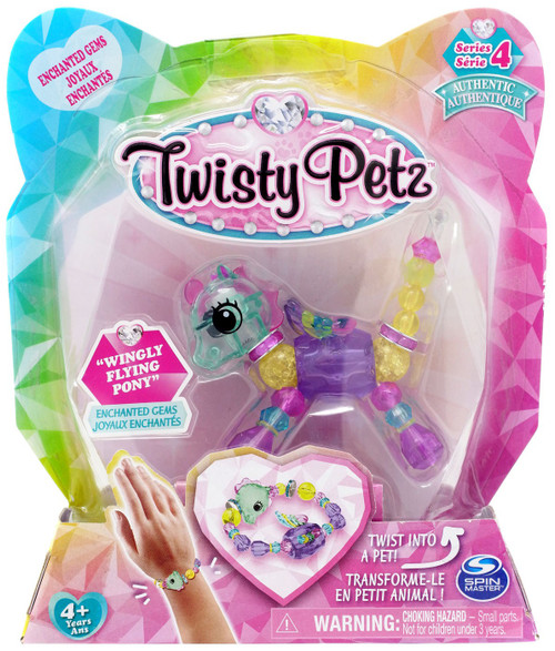 Twisty Petz Series 4 Wingly Flying Pony Bracelet