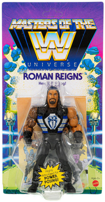 WWE Wrestling Masters of the WWE Universe Roman Reigns Exclusive Action Figure