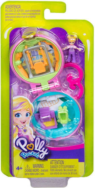 Polly Pocket Micro Polly Playground Playset