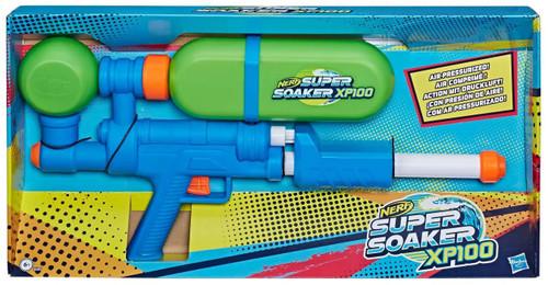 NERF Super Soaker XP100 Exclusive Water Blaster