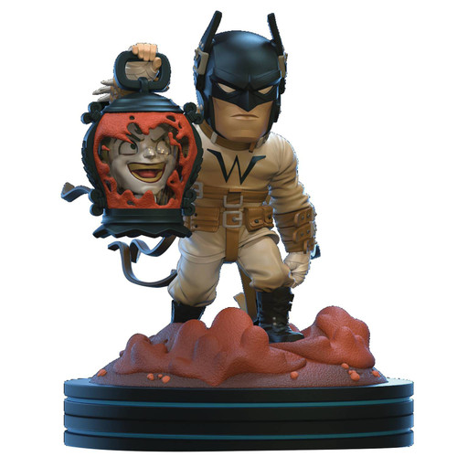DC Q-Fig Elite Batman 4-Inch Figure [Last Knight on Earth]