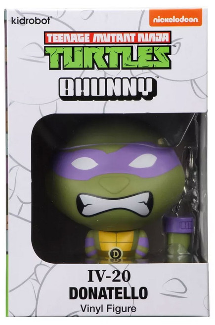 Teenage Mutant Ninja Turtles Bhunny Donatello 4-Inch Vinyl Figure IV-20