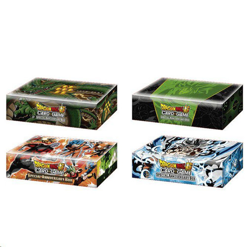 Dragon Ball Super Collectible Card Game Anniversary 2020 Box [Random]
