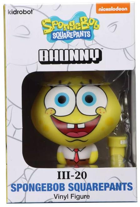 Bhunny Spongebob Squarepants 4-Inch Vinyl Figure III-20