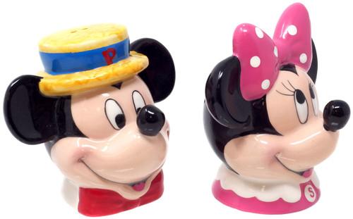 Disney Mickey & Minnie Salt & Pepper Shakers