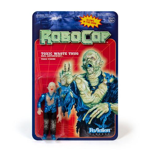 ReAction Robocop Emil Antonowsky Action Figure [Glow in the Dark]