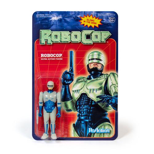 ReAction Robocop Robocop Action Figure [Glow in the Dark]