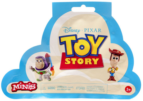 Disney / Pixar Toy Story MINIS Andy's Toy Chest Mystery Pack [1 RANDOM Figure]