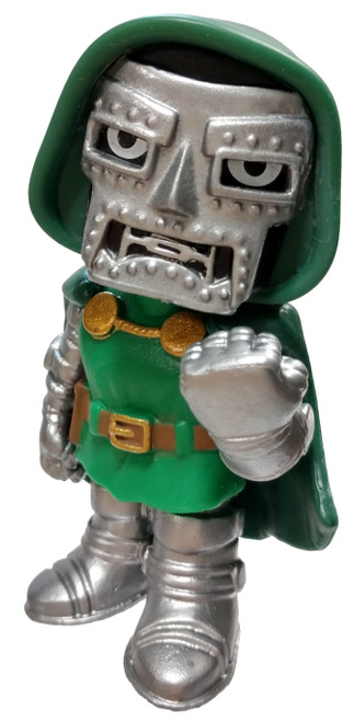 Funko Marvel Fantastic Four Dr. Doom 1/12 Mystery Minifigure [Loose]