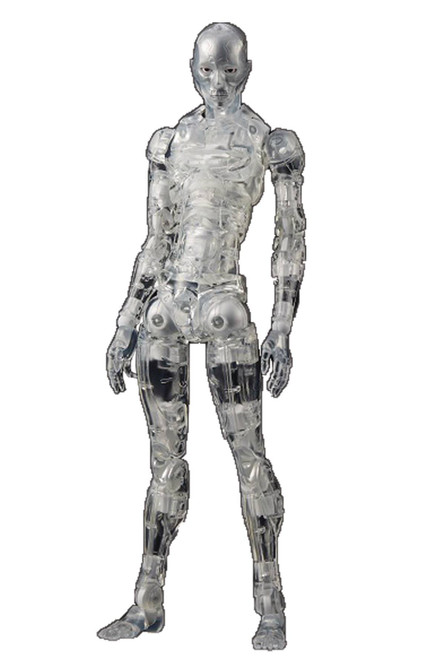 TOA Heavy Industries Synthetic Human Exclusive Action Figure [Clear Version] (Pre-Order ships November)