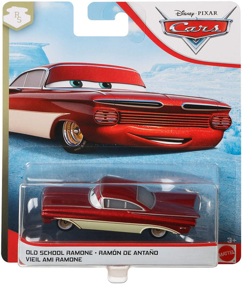 Disney / Pixar Cars Cars 3 Radiator Springs Old School Ramone Diecast Car