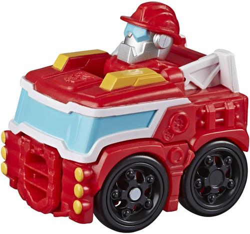 Transformers Rescue Bots Mini Bot Racers Heatwave Vehicle