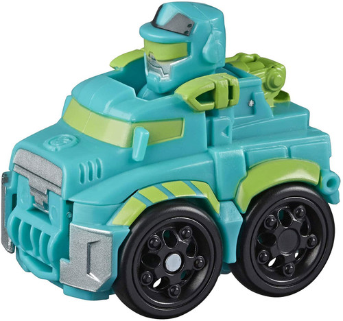 Transformers Rescue Bots Mini Bot Racers Hoist Vehicle