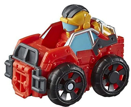 Transformers Rescue Bots Mini Bot Racers Hot Shot Vehicle