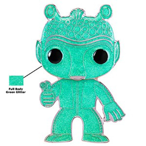 Funko Star Wars POP! Pins Greedo Large Enamel Pin [Chase Version, Glitter]