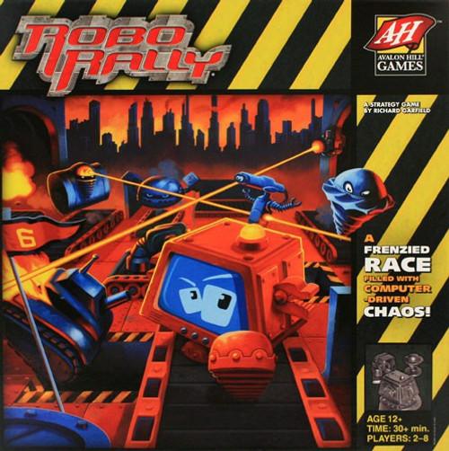 Robo Rally Board Game