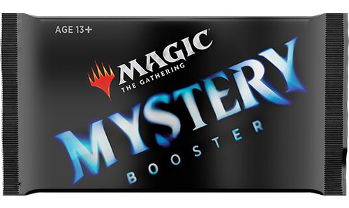 MtG Trading Card Game Mystery Booster Pack [15 Cards]