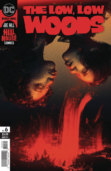 DC Black Label Low Low Woods #6 of 6 Hill House Comics Comic Book